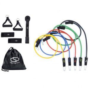 Set of resistance rubbers SMJ EX005 5 pcs