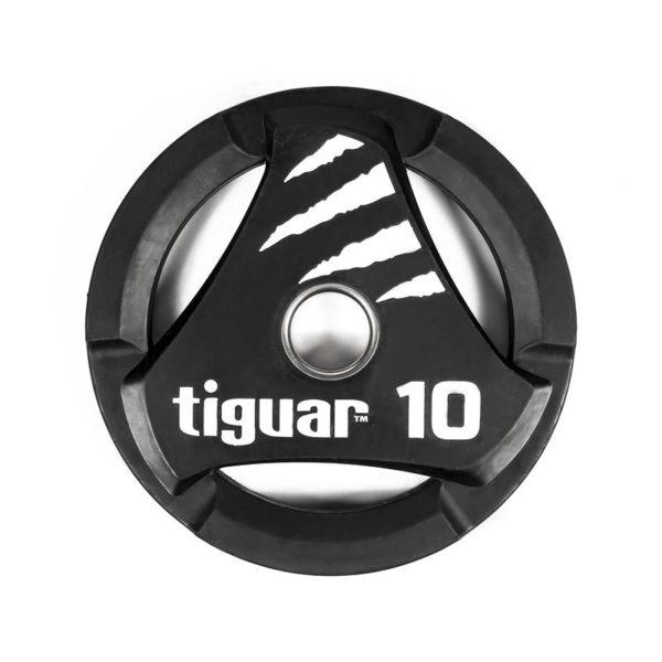Olympic plate tiguar PU 10 kg TI-WTPU01000