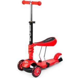 Scooter Spokey Tripla 3in1 927100