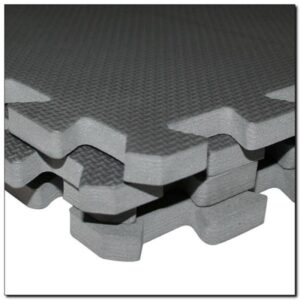 Puzzle Mat for strength equipment MP12 600x600x12mm 17-63-018