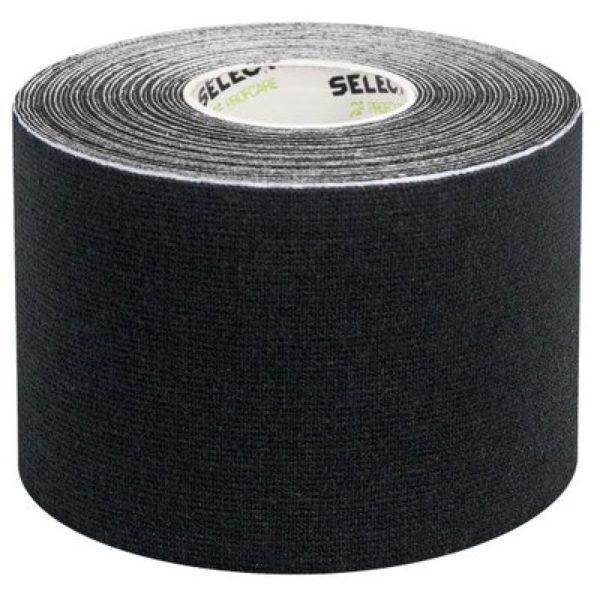Select ProfCare K-Tape 5cm x 5m black