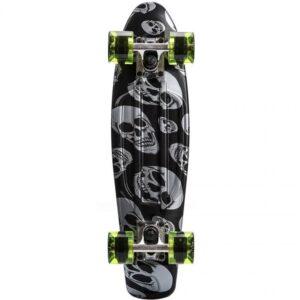 Meteor Multicolor Skulls 22607 skateboard